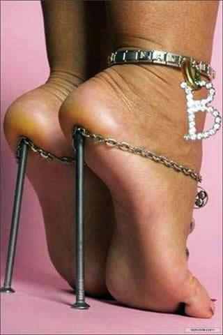 Sexy smooth feet