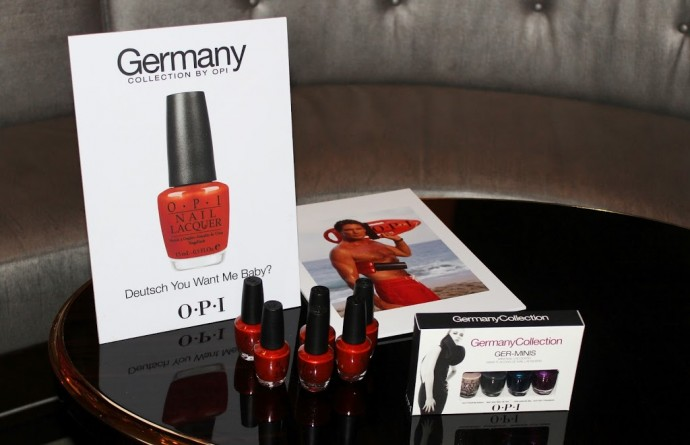 A NAIL DAY: OPI LAUNCH & THE CHELSEA DAY SPA