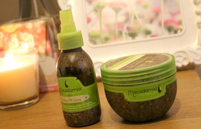 DOES YOUR HAIR NEED MOISTURE? MACADAMIA NATURAL OIL REVIEW