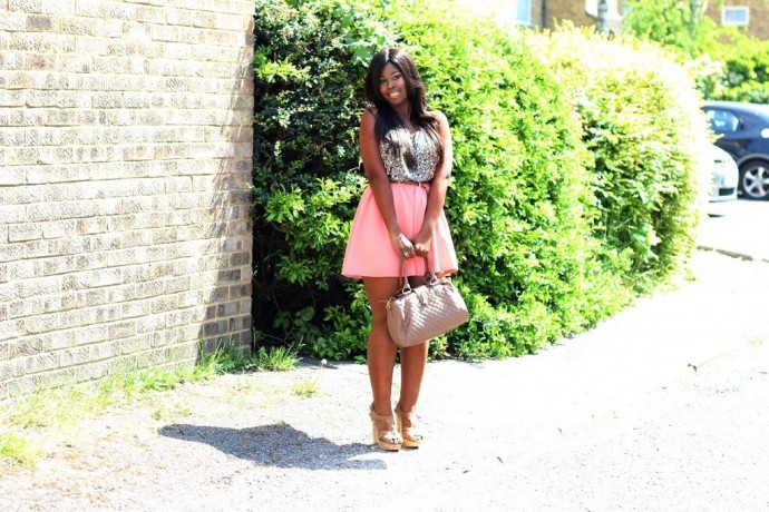OOTD: CORAL BLOSSOM