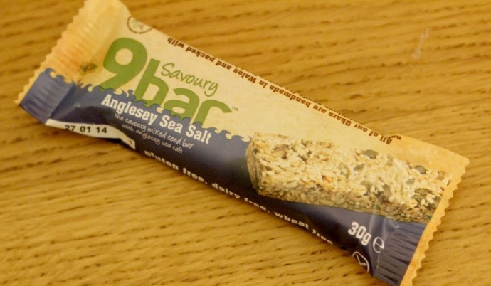 FOOD: SAVOURY 9 BARS – READ BEFORE YOU GO TO LUNCH