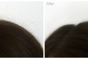 John-frieda-full-repair-touchup-flyaway-tamer-before-and-after