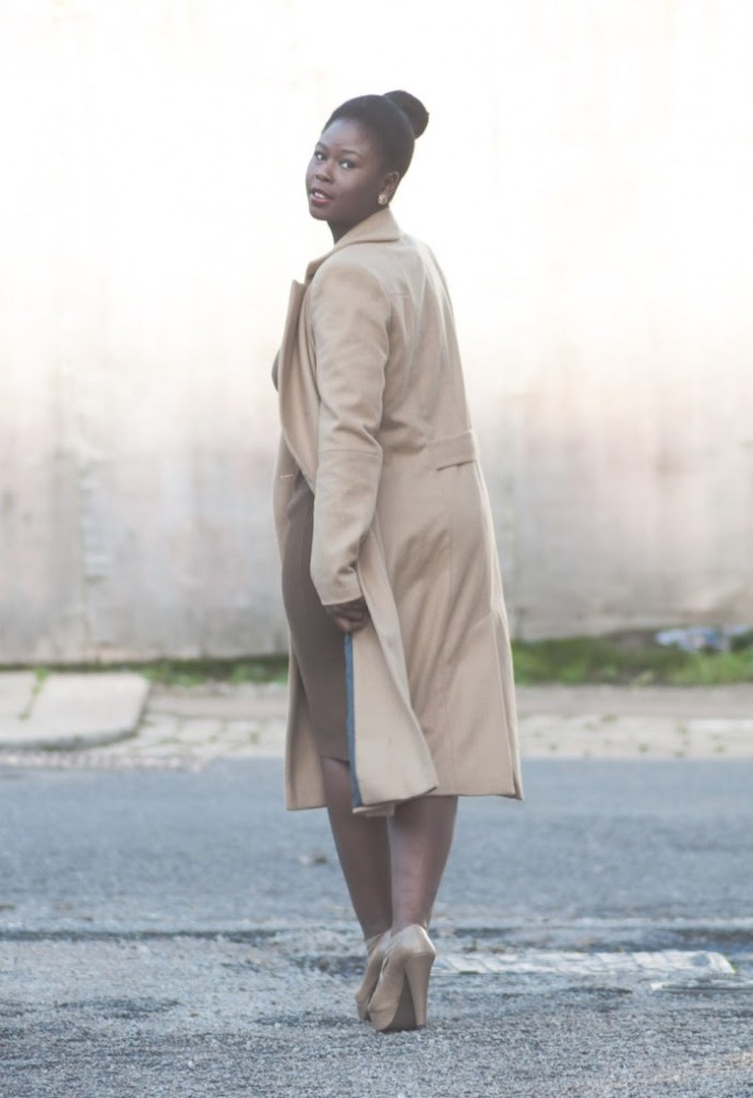 OOTD: THE LONG CAMEL COAT