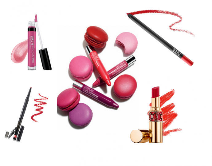 BEAUTY: THE GUIDE TO ALL TYPES OF LIP PRODUCTS
