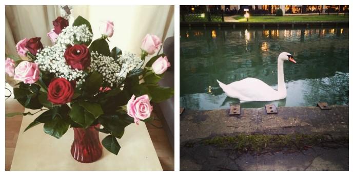 TRAVEL: VALENTINE'S DAY IN CAMBRIDGE