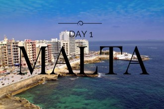 NEW VLOG CHANNEL – MALTA DAY 1