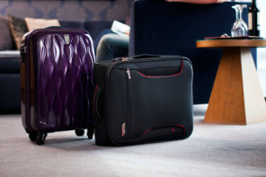 TRAVEL: 3 WAYS TO FIT YOUR WARDROBE INTO YOUR HAND LUGGAGE