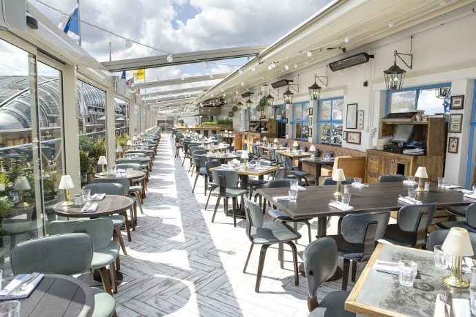 4 ROOF TOP BARS TO VISIT IN LONDON