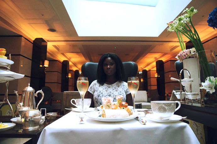 london_conrad_hotel_afternoon_tea_summer