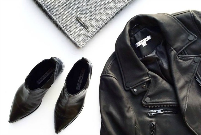 THE LEATHER JACKET WISHLIST