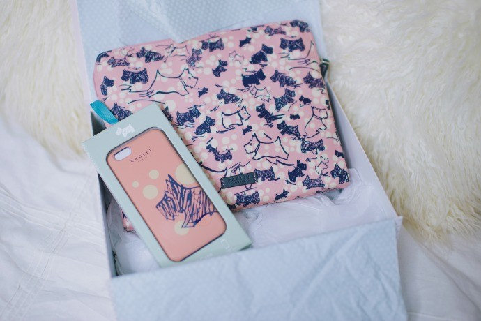 MATCHING ACCESSORIES WITH RADLEY LONDON