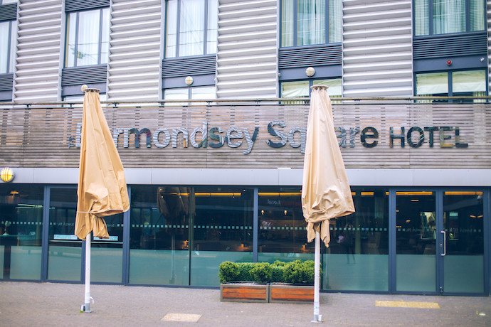front_of_bermondsey_square_hotel