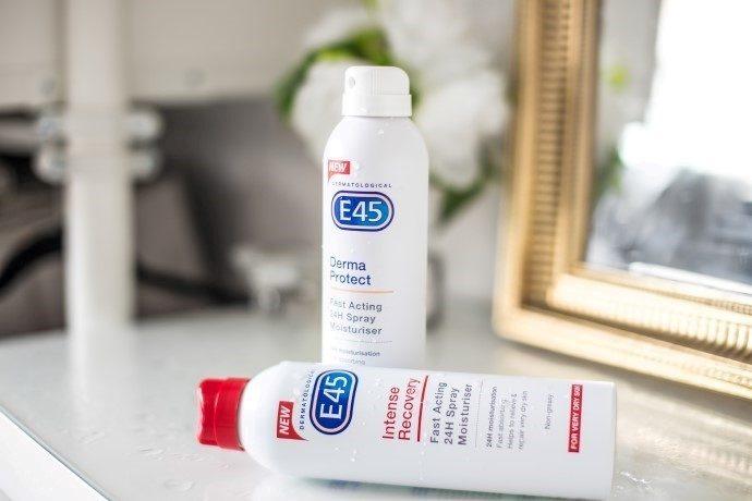 E45 DERMA PROTECT 24H SPRAY – REVIEW