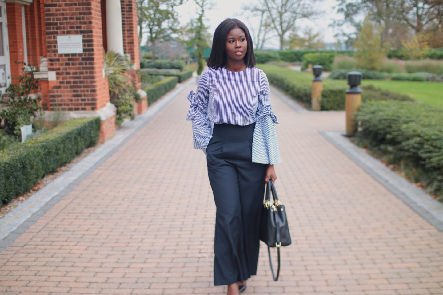 chichwish_Stripes_Charisma_Top_with_Bell_Sleeves_Voir_Lab_Wide_Leg_Trousers