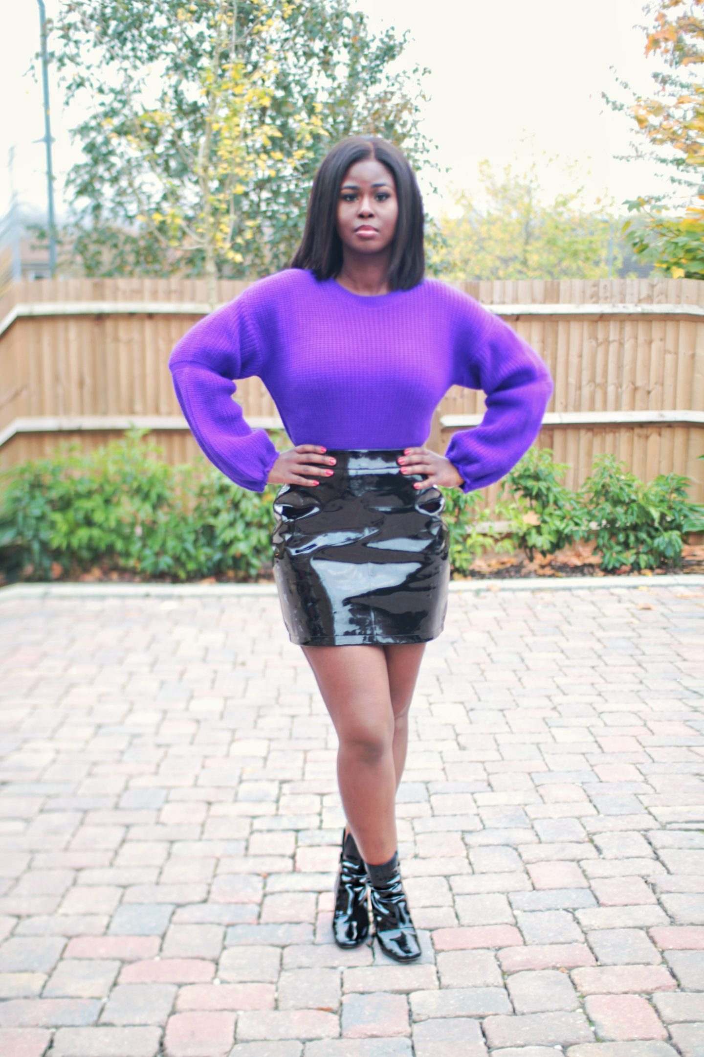 vinyl_leather_skirt_boohoo_asos